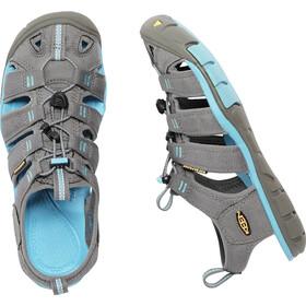 Keen Clearwater CNX Sandaalit Naiset, gargoyle/norse blue